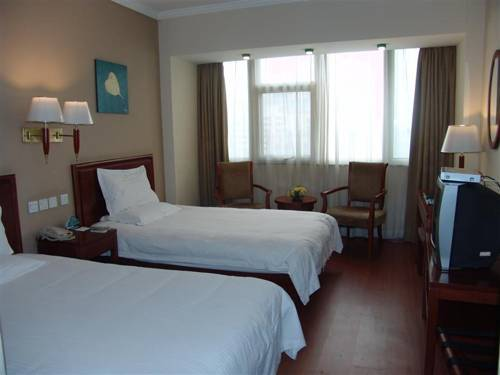 Greentree Inn Wuxi Jiefang West Road Hotel