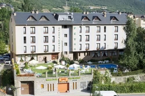 Hotel-Apartaments Pey 3000