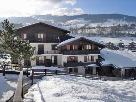 Apartment Sapin II Megeve