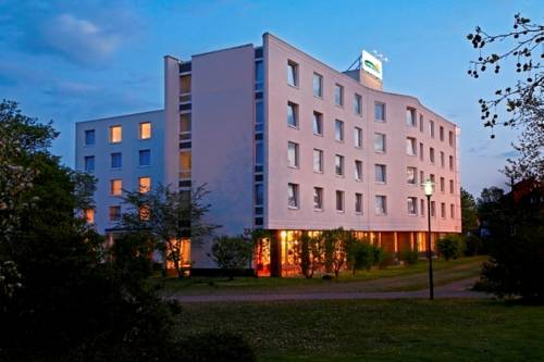 H+ Hotel Solingen City Centre B & B
