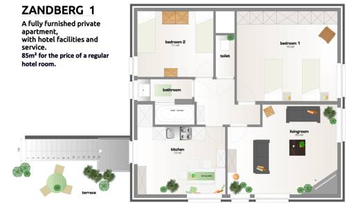 ApartHotel De Zandberg I
