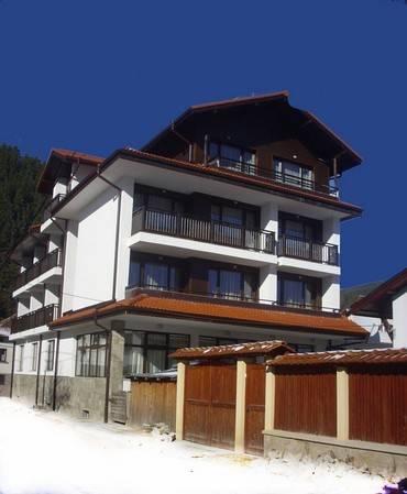 Family hotel Iskar