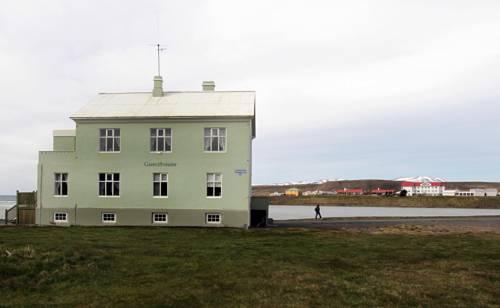 Gamla Posthusid Guesthouse