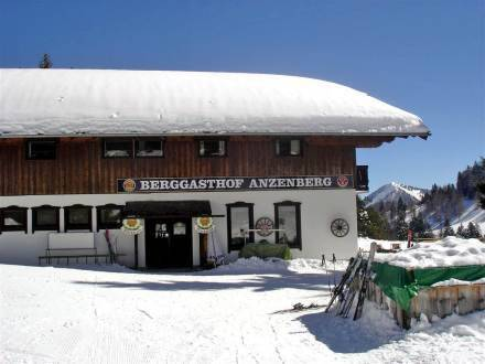 Apartment Anzenbergalm IV Hintersee