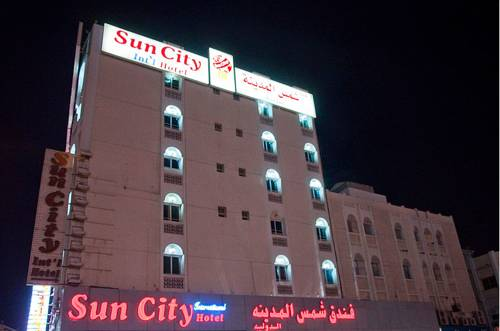 Sun City International Hotel
