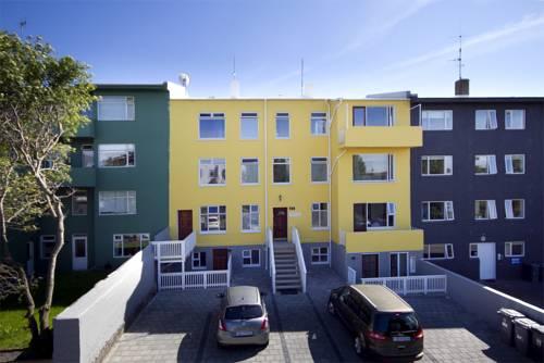 Laugavegur Apartments
