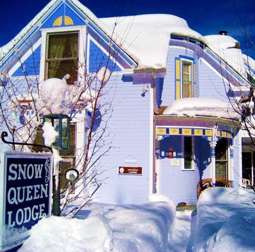 The Snow Queen Lodge and Cooper Street Lofts