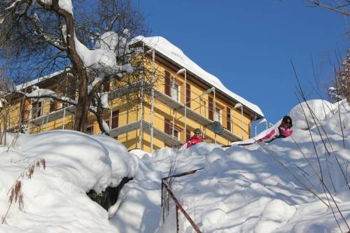 Holiday Home Auf Dem Berg Klingenthal