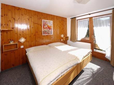 Apartment Haus Amedee II Saas Fee
