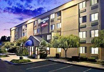 Fairfield Inn Manchester - Boston Regional Airport