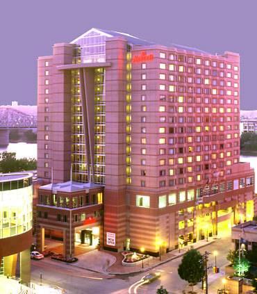 Marriott Cincinnati Downtown River Center