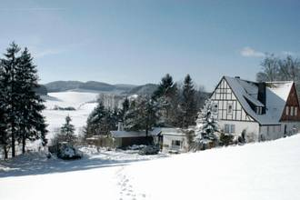 Holiday Home Sonnenberg Willingen-Welleringhausen I