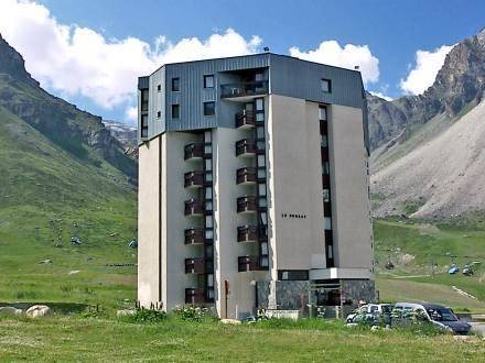 Apartment Borsat VI Tignes