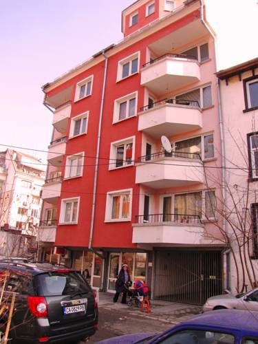 Sofia Central Hotel Apartments