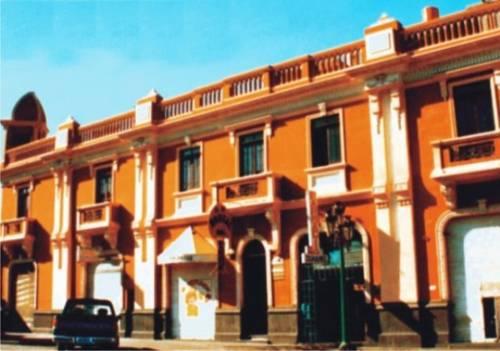 Pirwa Park Hostel Arequipa
