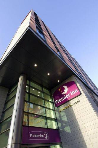 Premier Inn Sheffield City Centre (St. Mary s Gate)