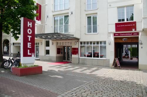Plaza Hotel Magdeburg