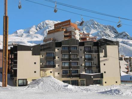 Apartment Orsiere II Val Thorens