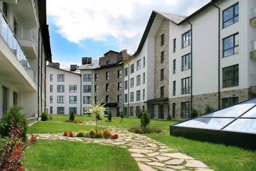 Saint Georges Lodge Aparthotel & Spa