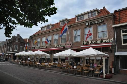 Hotel de Keizerskroon Hoorn