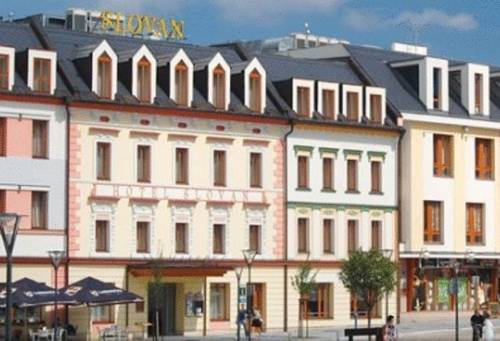 Hotel Slovan Comfort