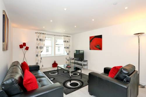 Town & Country Apartments - Aberdeen City Centre