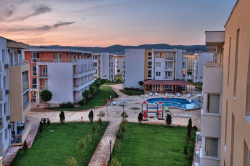 PMG Nessebar Fort Apartments