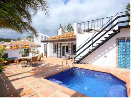 Holiday Home Casa Patricia Mijas costa