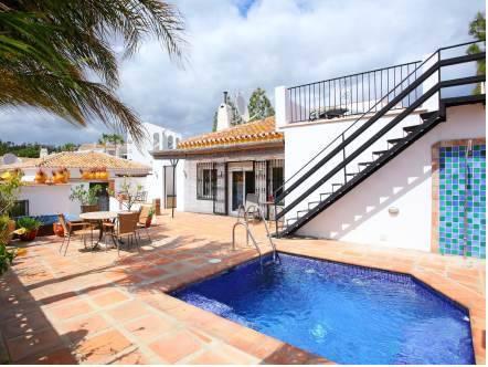 Holiday Home Casa Patricia Mijas costa