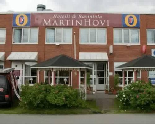 Hotelli & Ravintola Martinhovi