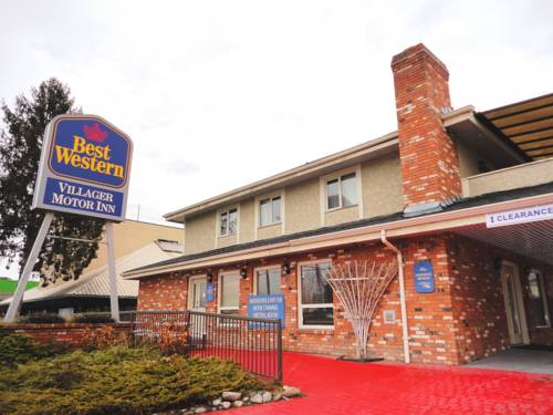Best Western Villager Motor Inn